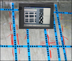 Concrete scanning and Concrete coring in california